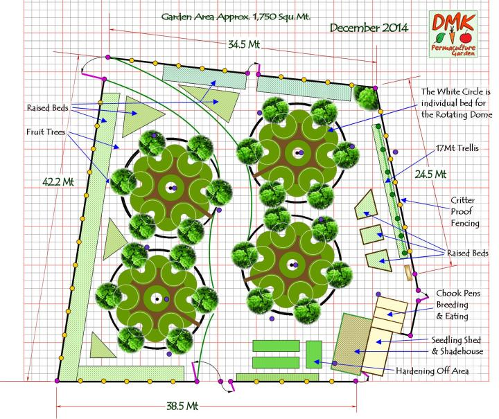 Garden Layout Dec 2014