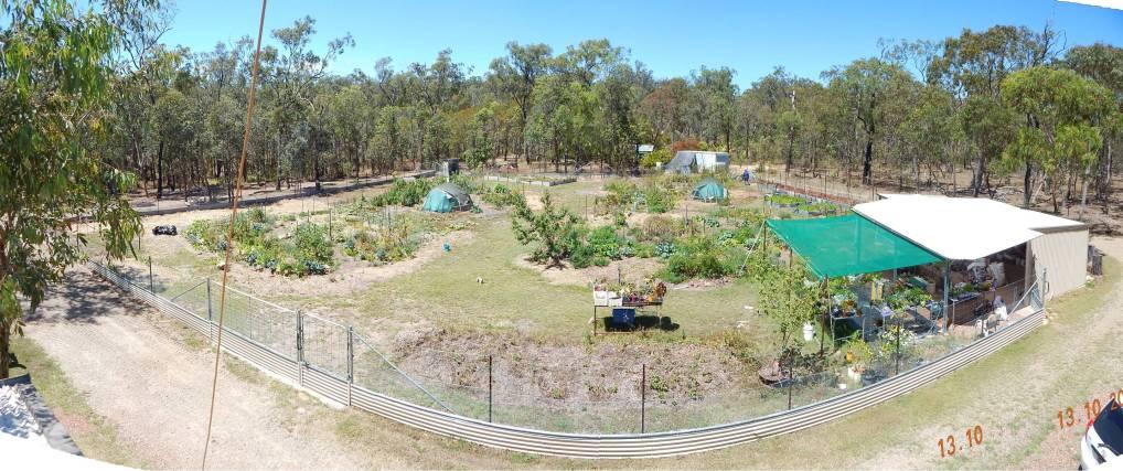 Garden View 151013W
