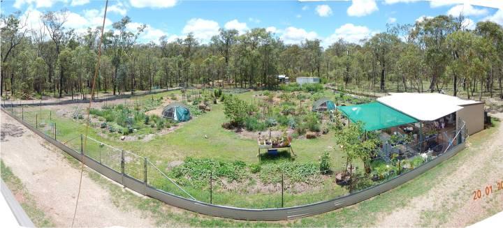 Garden View 160120W