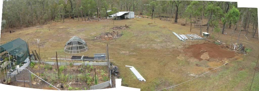 Garden View Oct 12