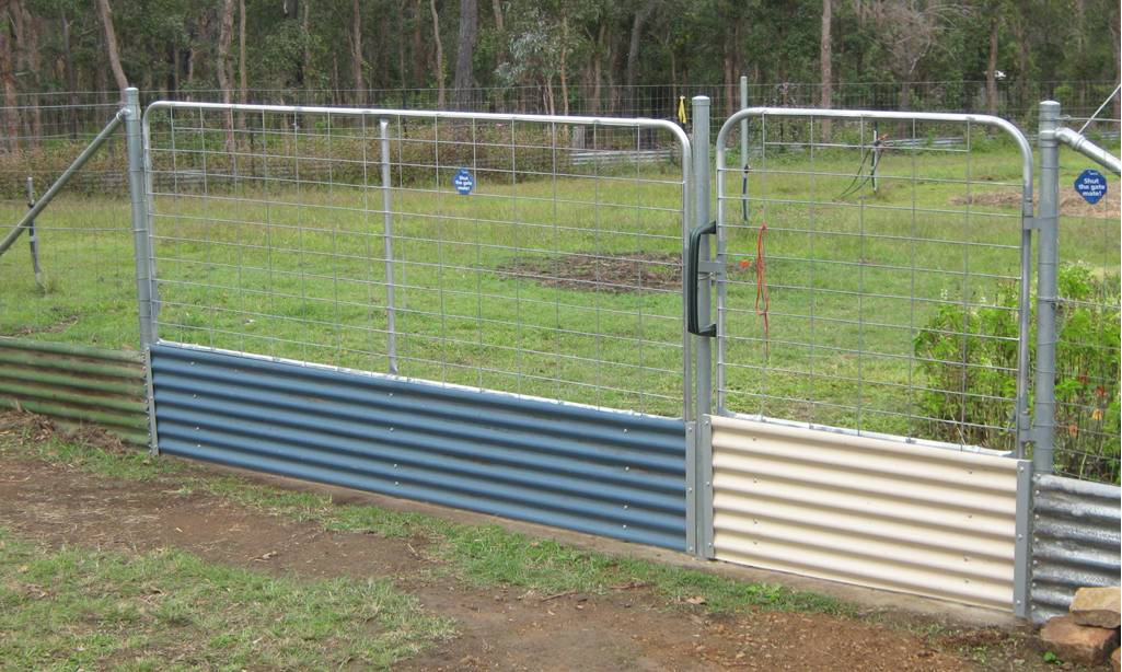Critter Proof Fencing Dmk Permaculture