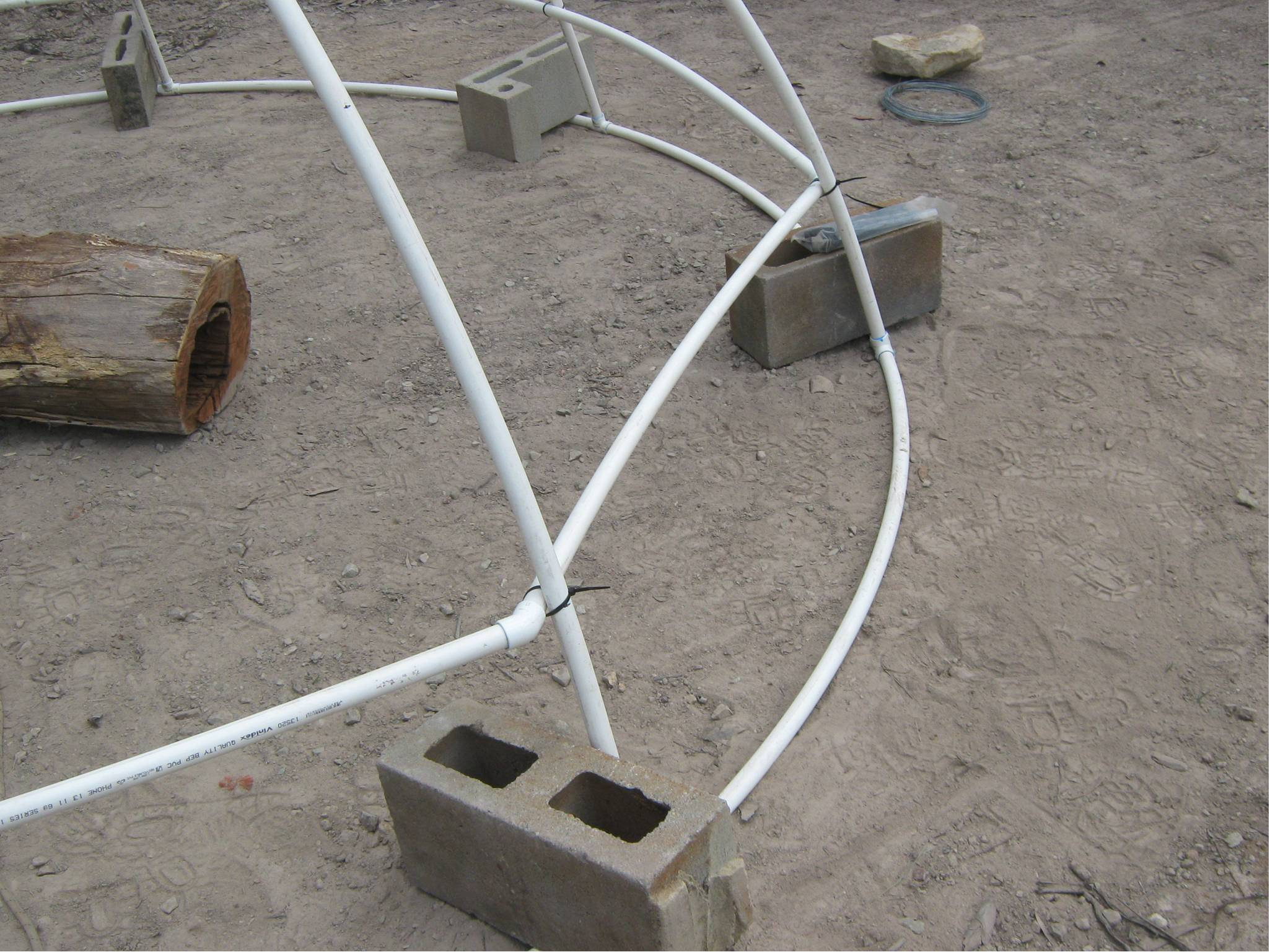 how to build a gymnastic ring frame