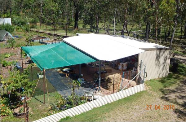 11. Covered Area and Shadecloth Increased